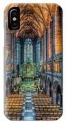 Cathedral Chapel IPhone Case