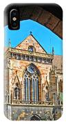 Cathedral Colmar France IPhone Case