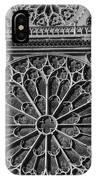 Cathedral De Notre Dame IPhone Case