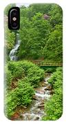 Cathedral Falls IPhone Case