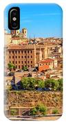 Cathedral, Medieval City, Toledo, Spain IPhone Case