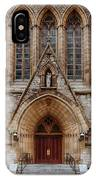Cathedral Of Saint Joseph IPhone Case