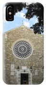 Cathedral Of San Giusto IPhone Case
