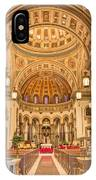 Cathedral Of The Sacred Heart 2 IPhone Case