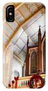 Cathedral Organ IPhone Case
