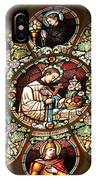 Cathedral Stained Glass IPhone Case