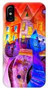 Cats 0366 Marucii IPhone Case