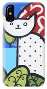 Cats 1 IPhone Case