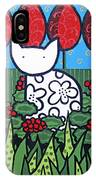 Cats 4 IPhone Case