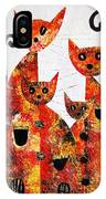 Cats 727 IPhone Case