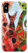 Cats 737 - Marucii IPhone Case