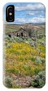 Cattle Camp IPhone Case