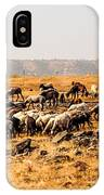 Cattles IPhone Case
