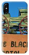 Cavalliere Blacksmith  IPhone Case