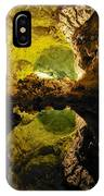Cave On Lanzarote IPhone Case
