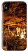 Cavern Path 3 IPhone Case