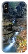 Cavernous Walls IPhone Case