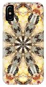 Cecropia Sun 5 IPhone Case