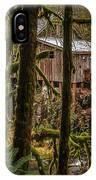 Cedar Creek Grist Mill 2 IPhone Case