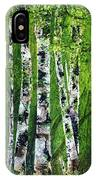 Celadon Spring IPhone Case