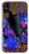 Celestial Butterfly IPhone Case