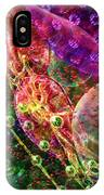 Cell Dreaming 8 IPhone Case