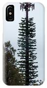 Cell Tower Camouflage IPhone Case