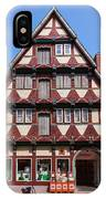 Celle Old Houses IPhone Case