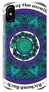 Celtic Butterfly Mandala IPhone X Case