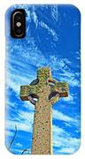 Celtic Cross IPhone Case