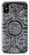 Celtic Cross Symbolism IPhone Case