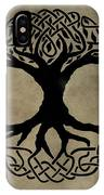 Celtic Tree Of Life IPhone Case