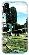 Cematary With Lemon Tree IPhone Case
