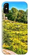 Cemetary Ridge Gettysburg Battleground IPhone Case