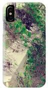 Cemetery Bench II IPhone Case
