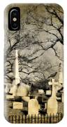 Cemetery Shades IPhone Case