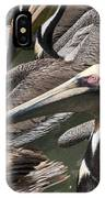 Center Of Attraction IPhone Case