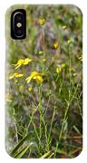 Central Florida Wildflowers IPhone Case