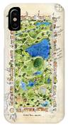 Central Park And All That Surrounds It IPhone Case