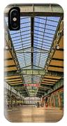 Central Railroad Of New Jersey Crrnj IPhone Case