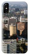 Central San Jose California IPhone Case