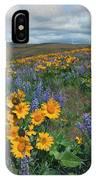 Central Washington Spring IPhone Case