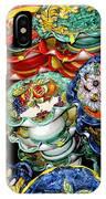Ceramics Of Vietri Sul Mare  IPhone Case