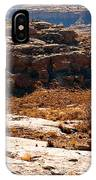 Chaco Canyon IPhone Case