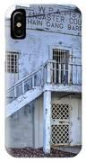 Chain Gang Barrack IPhone Case