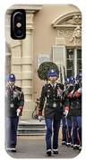 Changing Of The Guard IPhone Case