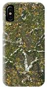 Changing Seasons IPhone Case by Sherri Meyer