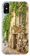 Chania Old Street IPhone Case
