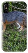 Channel Island Fox IPhone Case