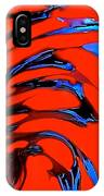 Chaos Flow IPhone Case